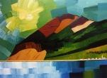 60 Clair de lune au Mont-Saint-Pierre -1992