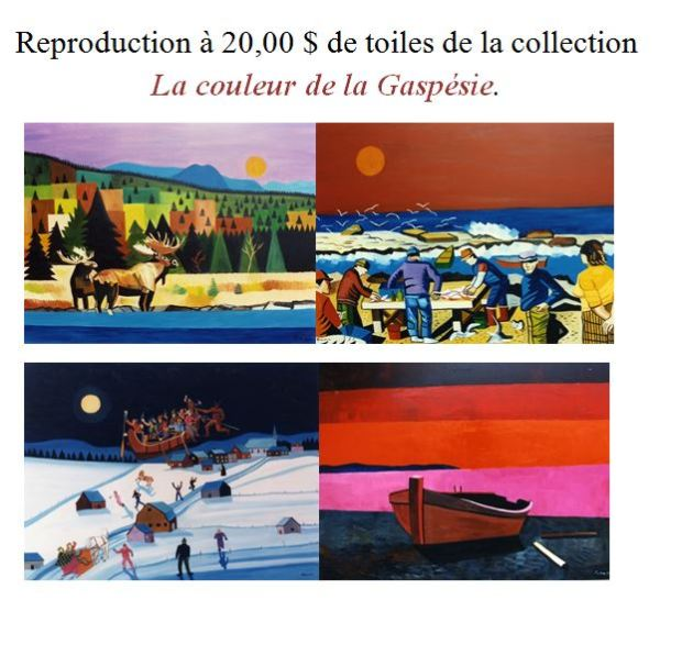 reproduction à 20$